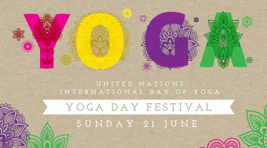 Melbourne International Day of Yoga 2015