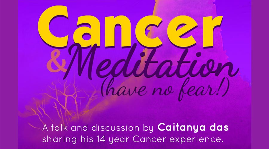 Meditation-and-Cancer Talk 02 August 2015