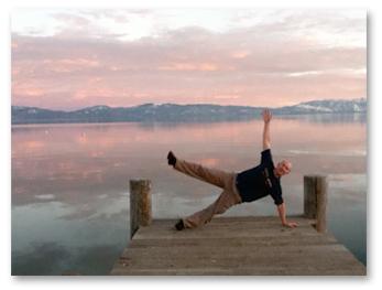 Yoga with Jez