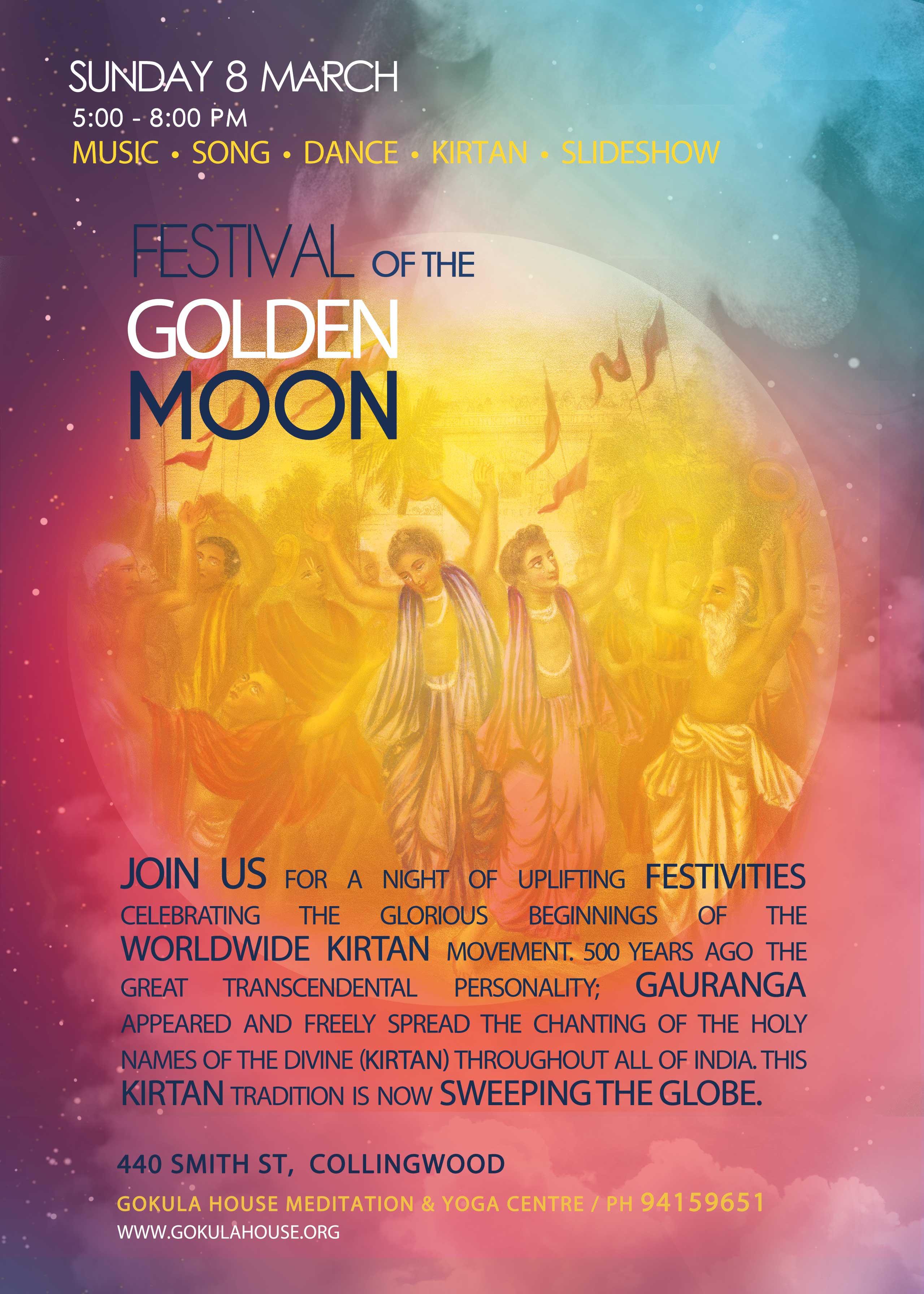 Festival of the Golden Moon