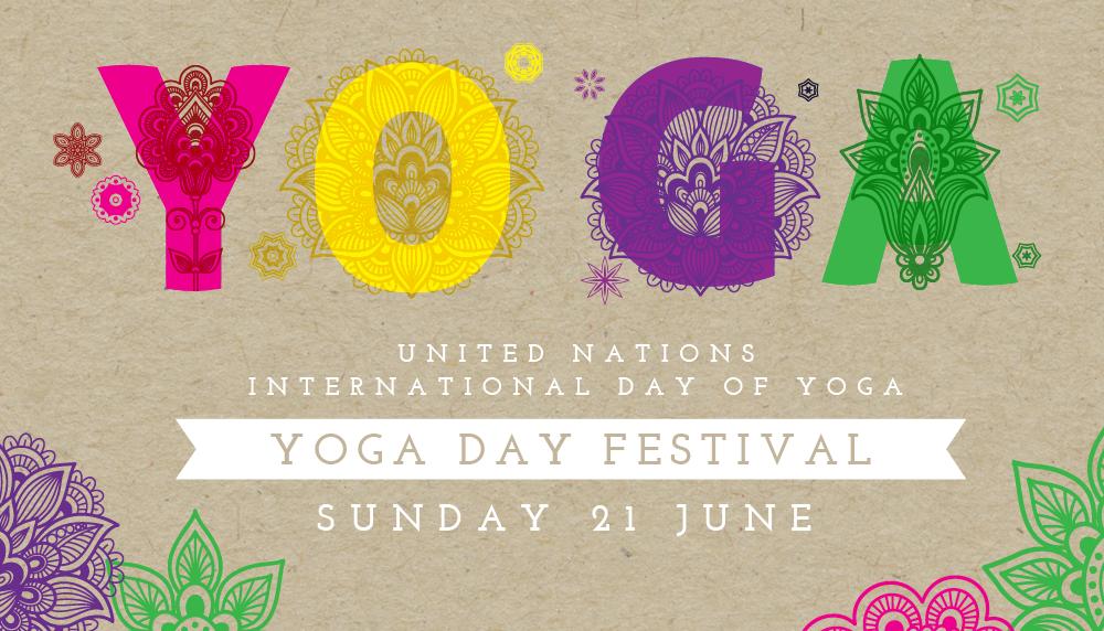 International Yoga Day Festival