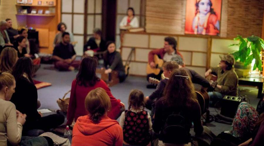 Sunday Kirtan - Meditation Gathering
