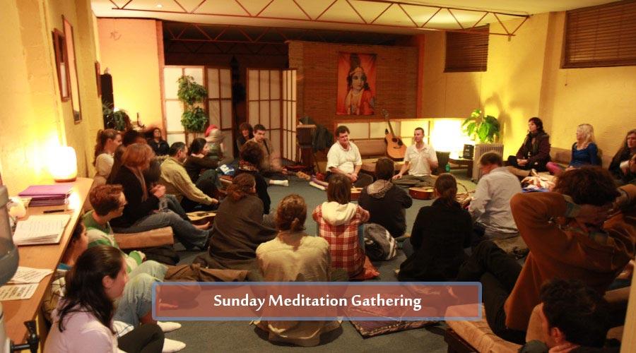 Sunday Meditation Kirtan Gathering