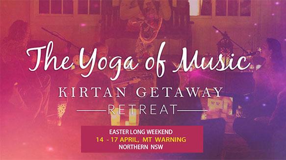 Kirtan Getaway Retreat